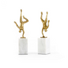 Handstand Statue (Pair) by Bungalow 5 - The Perfect Provenance