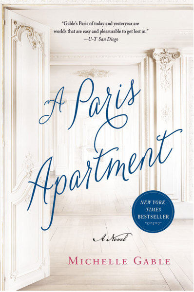 A Paris Apartment by Michelle Gable - The Perfect Provenance