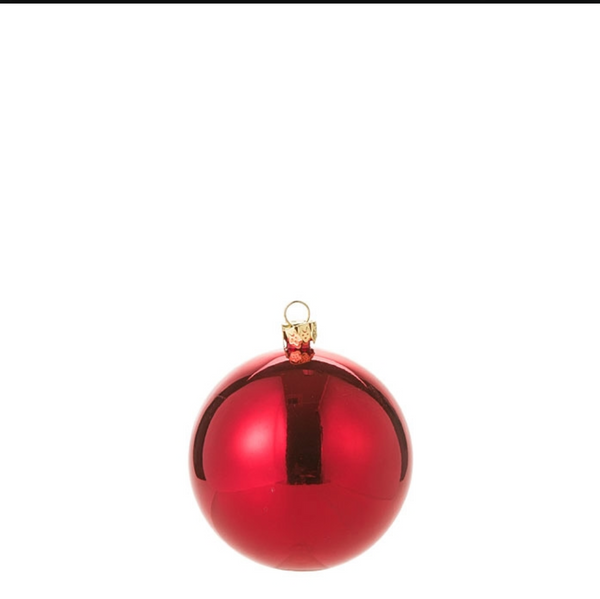 Red Christmas Ornament by Fiorira un Giardino - The Perfect Provenance