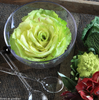 Methacrylate Salad Bowl With Base by Fiorira un Giardino - The Perfect Provenance