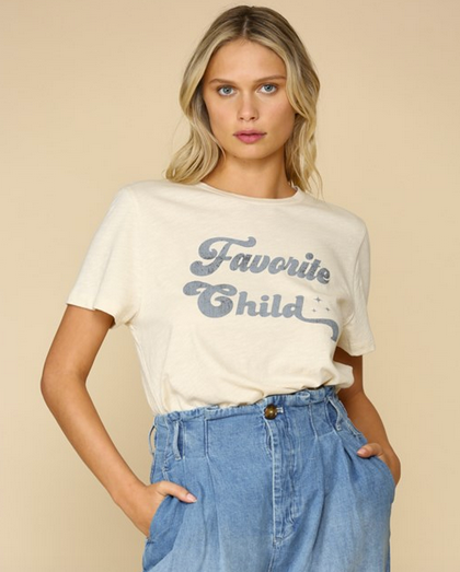 Favorite Child Tee by ByTogether - The Perfect Provenance