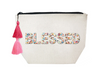 Blessed Confetti Cosmetic Case by Fallon & Royce