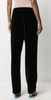 Black Velvet Crystal Lined Trouser by No.21