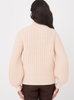 Pink Cashmere Sweater by Repeat Cashmere