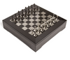Carbon Fiber Chessboard by Brouk & Co.