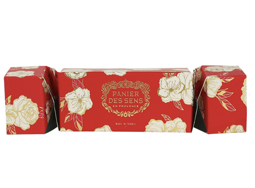 Rose Christmas Cracker by Panier Des Sens