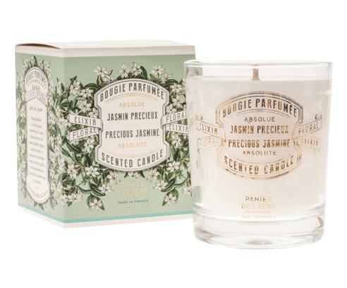 Jasmine Scented Candle By Panier Des Sens