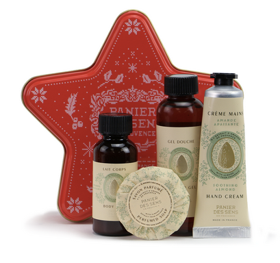 Soothing Almond Gift Set by Panie Des Sens