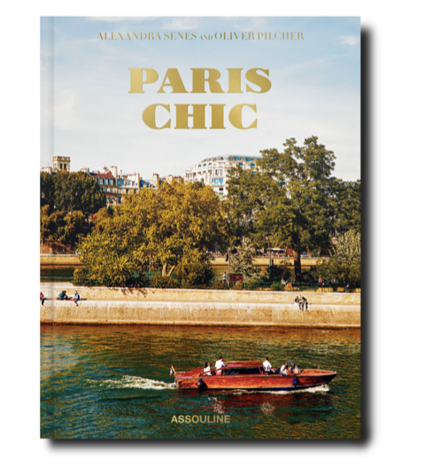 Paris Chic Coffee Table Book by Assouline