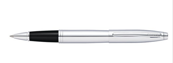 Chrome Roller Pen By Cross