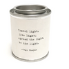 Shine Travel Candles by Sugarboo