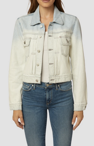 Lola Ombre Jacket by Hudson Jeans