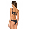 Black Strappy Top by Lenny Niemeyer