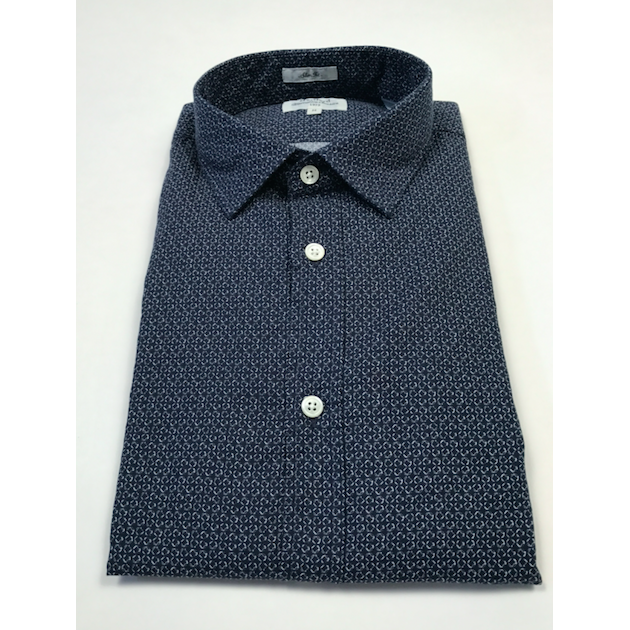 Sammy Blue Button Down by Hartford - The Perfect Provenance