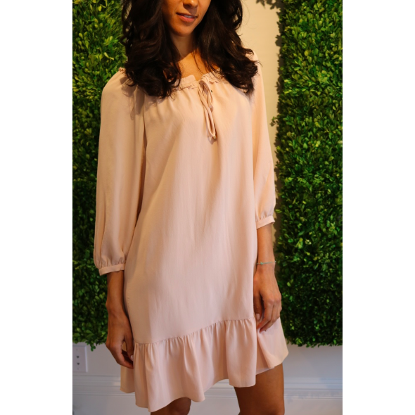 Rosa Dress in Blush by Alice & Trixie - The Perfect Provenance