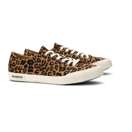 Mulholland Leopard Sneaker By SeaVees - The Perfect Provenance