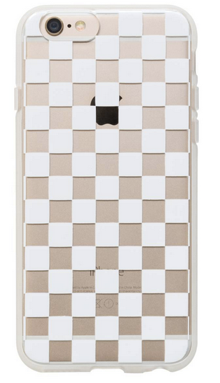 Checkered iPhone Case by Garance Dore