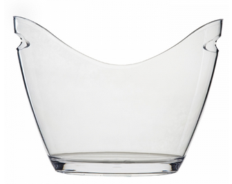 Methacrylate Ice Bucket By Fiorira Un Giardino - The Perfect Provenance