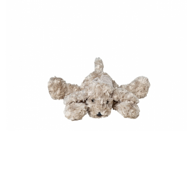 Small Plush Puppy Dog by Fiorira un Giardino - The Perfect Provenance
