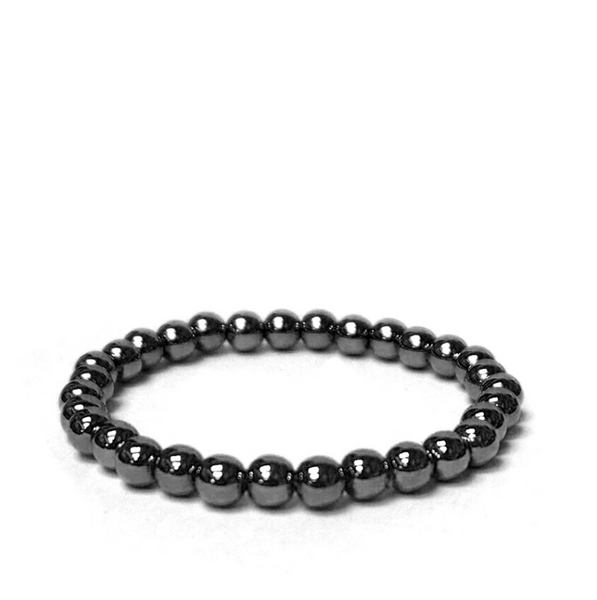 Metal Ball Bracelet by Marlyn Schiff