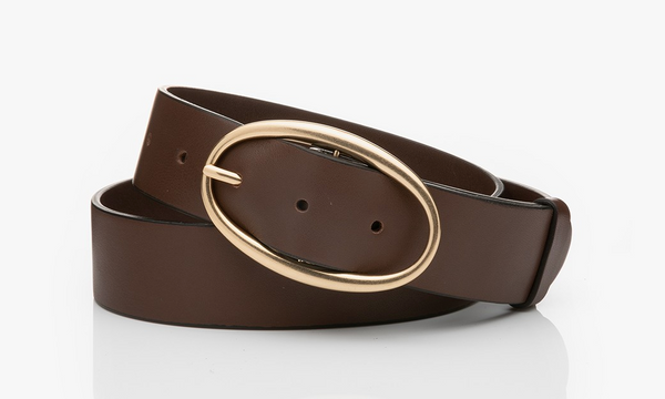 Ceinture Brown Belt by Vanessa Bruno - The Perfect Provenance