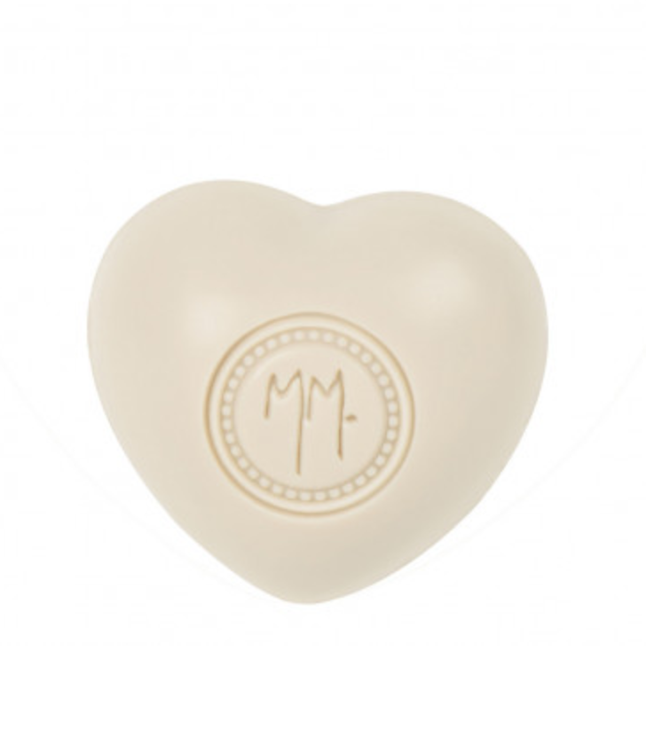 Marquise Heart Guest Soap by Mathilde Creations - The Perfect Provenance