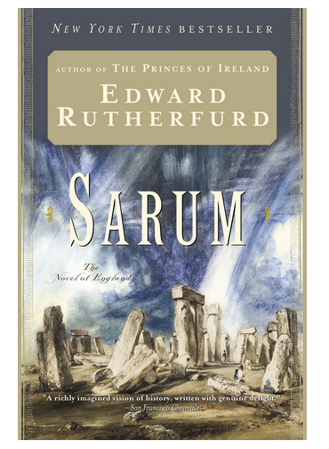 Sarum: The Novel by Edward Rutherfurd - The Perfect Provenance