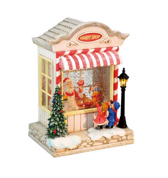 Santa's Candy House by Music box world - The Perfect Provenance