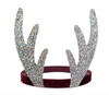 Silver Sparkle Antler Headbands by Meri Meri - The Perfect Provenance