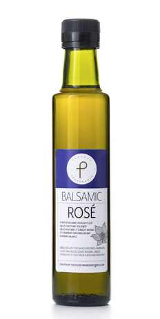 Aged Rosé Balsamic Vinegar by The Perfect Provenance
