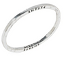 Steel Bangle by The Caliber Collection - The Perfect Provenance