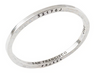 Steel Bangle by The Caliber Collection