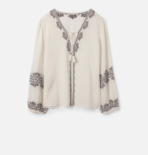 Nilo Blouse by Vanessa Bruno - The Perfect Provenance