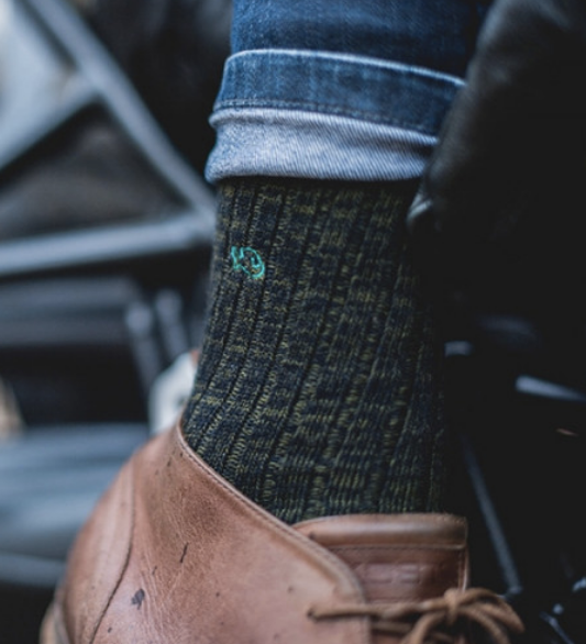 Club Sock by Billy Belt - The Perfect Provenance