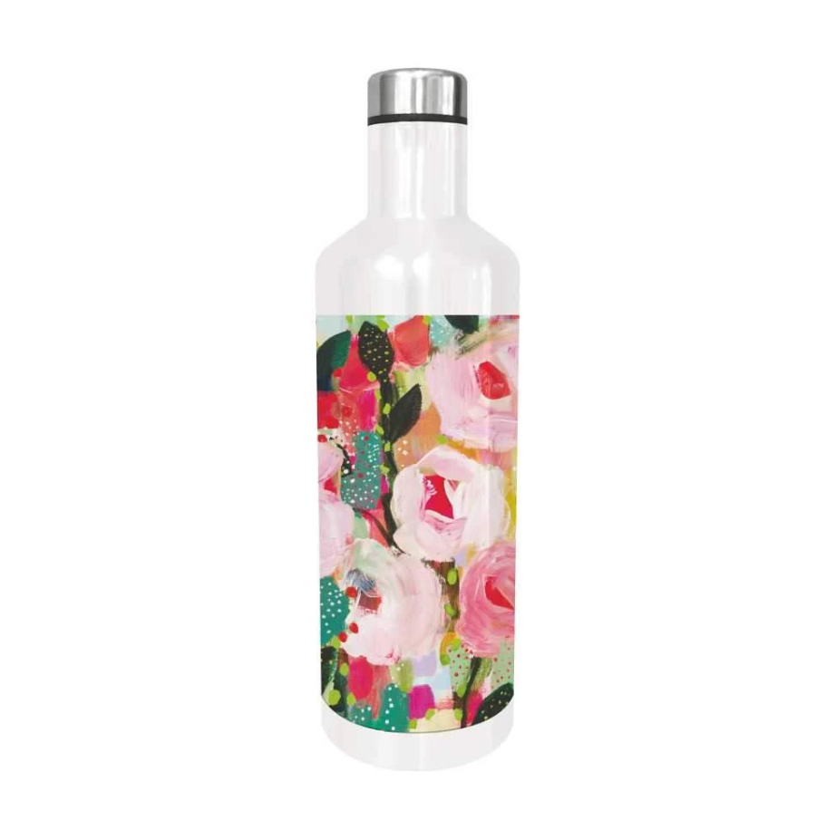 Rosalinda Water Bottle by Paper Products - The Perfect Provenance