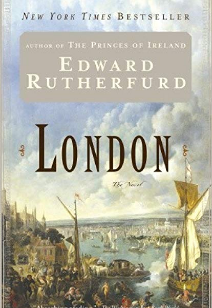 London By Edward Rutherfurd - The Perfect Provenance