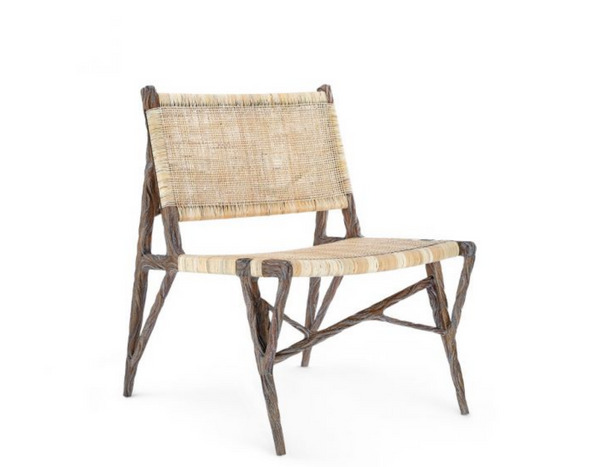 Hugh Lounge Chair by Bungalow 5 - The Perfect Provenance