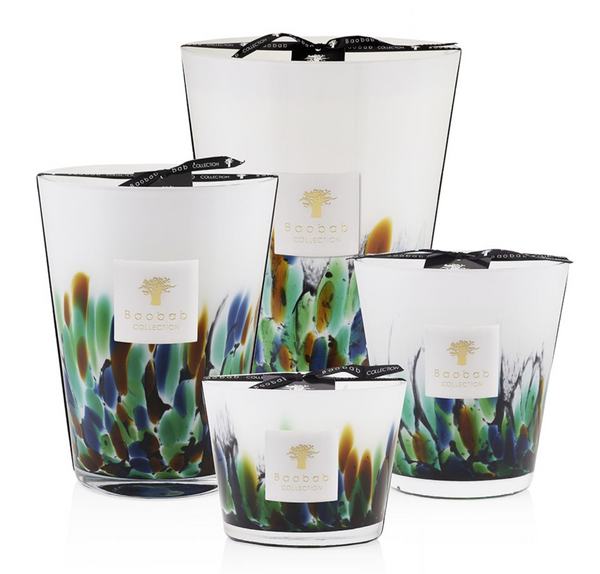 Rainforest Amazonia Candle in Two Sizes by Baobab