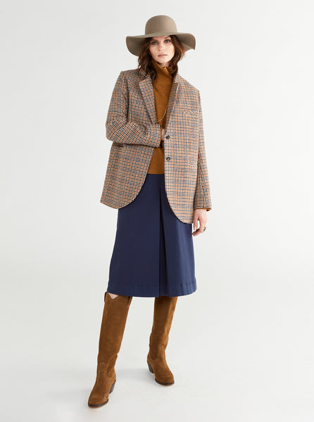 marc coat, vanessa bruno, french, blazer