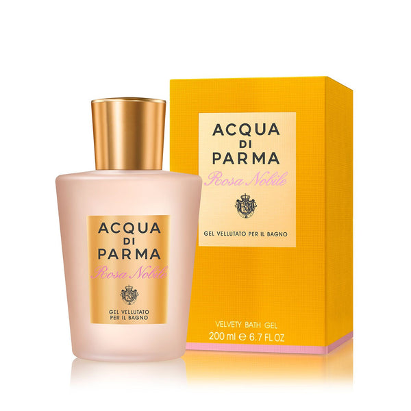 Rosa Nobile Shower Gel By Acqua Di Parma - The Perfect Provenance