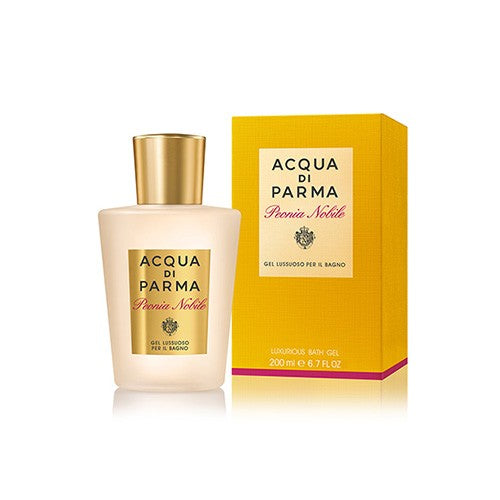 Peonia Nobile Shower Gel By Acqua Di Parma - The Perfect Provenance