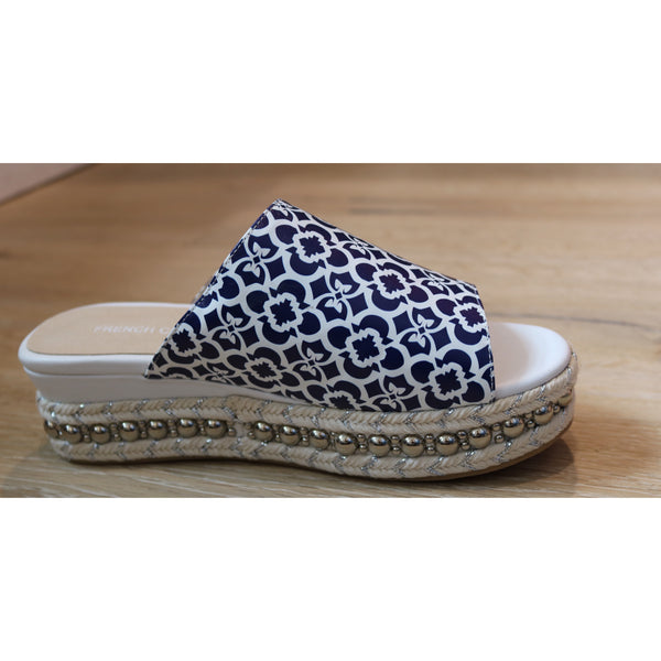 Blue Sandal by French Curve - The Perfect Provenance