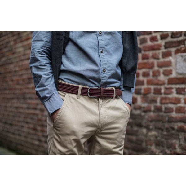 Burgundy-belt-red-billy belt