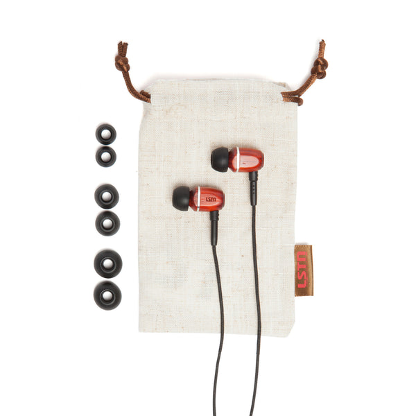LSTN Bowery Earbuds - The Perfect Provenance