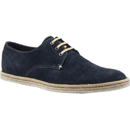 Navy Suede Sneaker by Testosterone - The Perfect Provenance