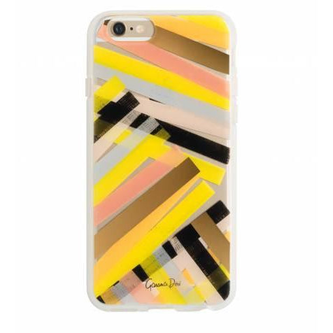 Clear Color Bar iPhone Case -- Garance Dore