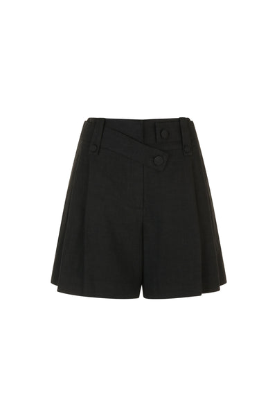 Saijo Black Shorts by Max & Moi - The Perfect Provenance