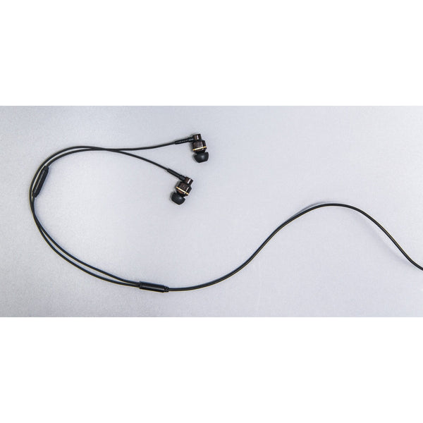 Avalon Earbuds in Ebony LSTN - The Perfect Provenance