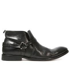 Men's shoes-shoe-Black-Hudson London