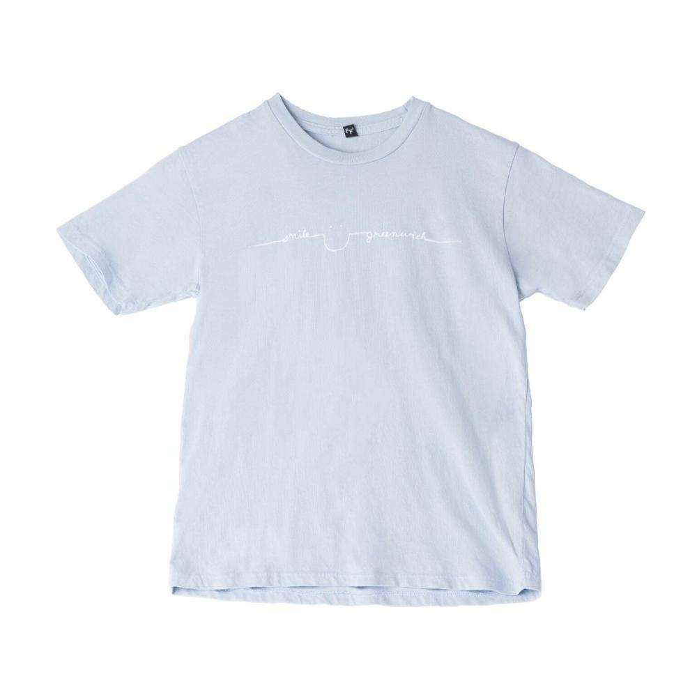 Youth Smile Greenwich Cotton Tee - The Perfect Provenance